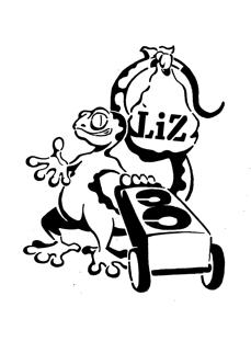 Altes LiZ-Stencil